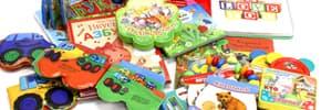 Цены на Книги детям до 3-х лет, фото