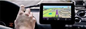 Цены на GPS-навигаторы, фото