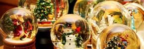 Цены на Новогодние фигурки, сувениры , фото