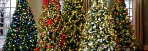 Цены на Искусственные новогодние елки, сосны, фото