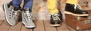 Цены на Ботинки для мальчиков, фото