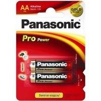 Фото Panasonic AA bat Alkaline 2шт Pro Power (LR6XEG/2BP)