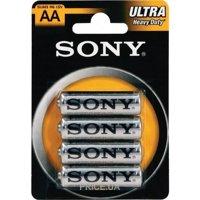 Фото Sony AA bat Carbon-Zinc 4шт (SUM3NUB4A)