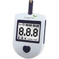 Фото LONGEVITA Blood Glucose Monitoring System
