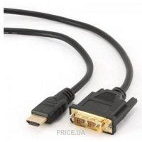 Фото Cablexpert CC-HDMI-DVI-0.5M