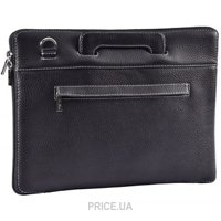 "Фото Issa Hara Leather Case for MacBook 13"" Black (B13_11)"