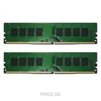Сравнить цены на Exceleram 32GB (2x16GB) DDR4 2400MHz (E432249AD)