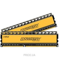 Фото Crucial 8GB (2x4GB) DDR3 1866MHz (BLT2CP4G3D1869DT1TX0CEU)