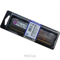 Фото Kingston 8GB DDR3 1600MHz (KVR16E11/8)