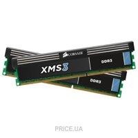 Фото Corsair 8GB (2x4GB) DDR3 1600 MHz (CMX8GX3M2A1600C11)