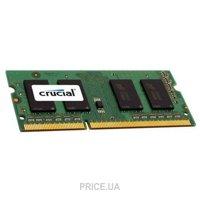 Фото Crucial 4GB SO-DIMM DDR3L 1600MHz (CT51264BF160B)