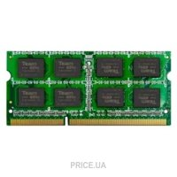 Фото TEAM 2GB SO-DIMM DDR3 1600MHz (TED32G1600C11-S01)