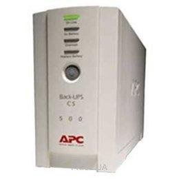APC Back-UPS CS 500VA USB/Serial
