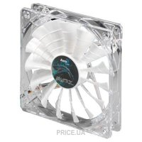 Фото Aerocool Shark Fan White Edition 12cm