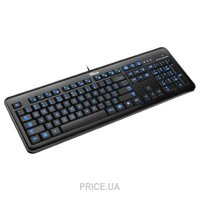 Фото Trust Elight LED Illuminated Keyboard