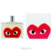 Фото Comme Des Garcons Play Red EDT