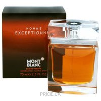Фото Mont Blanc Homme Exceptionnel EDT