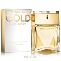 Фото Michael Kors Gold Luxe Edition EDP