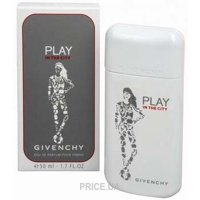 Фото Givenchy Play in the City For Her EDP