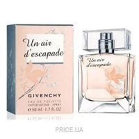 Фото Givenchy Un Air d'Escapade EDT