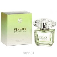 Фото Versace Gold Crystal EDT