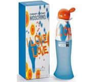 Фото Moschino Cheap and Chic I Love Love EDT