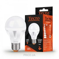 Фото Tecro LED 9W 4000K E27 (T2-A60-9W-4K-E27)