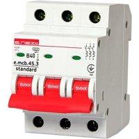 Фото E.NEXT Автоматический выключатель e.mcb.stand.45.3.C20 (s002032)