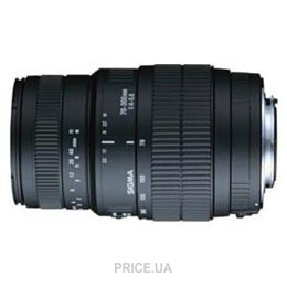 Sigma 70-300mm F4-5.6 DG Macro Canon EF