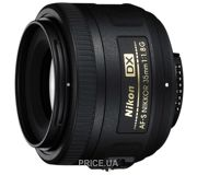 Фото Nikon 35mm f/1.8G AF-S Nikkor