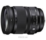 Фото Sigma 24-105mm f/4 DG OS HSM Art Nikon F