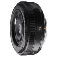 Фото Fujifilm XF 27mm f/2.8