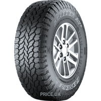 Фото General Tire Grabber AT3 (235/60R18 107H)