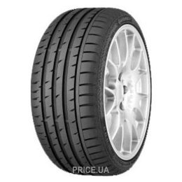 Continental ContiSportContact 3 (195/45R16 80V)