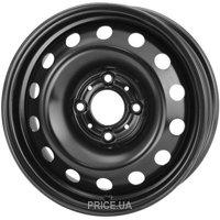 Фото Steel Wheels Kapitan (R15 W6.0 PCD5x100 ET38 DIA57.1)
