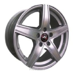 JT Wheels 1105 (R14 W6.0 PCD4x100 ET38 DIA67.1)