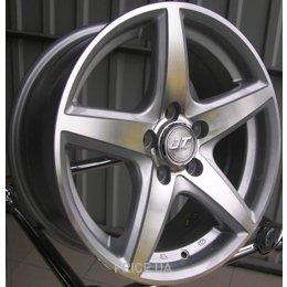 JT Wheels 244 (R17 W7.5 PCD5x114.3 ET42 DIA73.1)