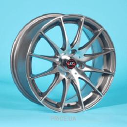 JT Wheels 9018 (R15 W6.5 PCD4x100 ET38 DIA73.1)