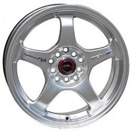 PDW Wheels 568 (R16 W7.0 PCD5x100 ET40 DIA69.1)