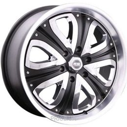 Racing Wheels H-383 (R20 W8.5 PCD6x139.7 ET15 DIA110.5)