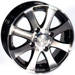 Zorat Wheels 461 (R14 W5.5 PCD4x98 ET38 DIA58.6)
