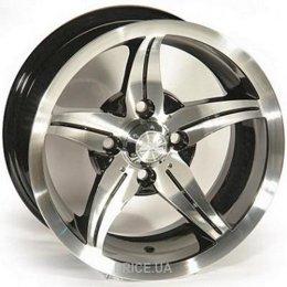 Zorat Wheels 588 (R13 W5.5 PCD4x98 ET0 DIA58.6)