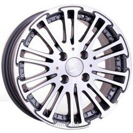Storm Wheels BK-130 (R14 W6.0 PCD4x98 ET35 DIA58.6)