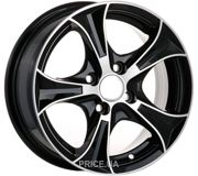 Фото Angel Luxury (R15 W6.5 PCD4x114.3 ET35 DIA67.1)