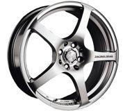 Фото Racing Wheels H-125 (R15 W6.5 PCD4x98 ET40 DIA58.1)