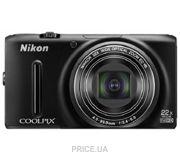Фото Nikon Coolpix S9500