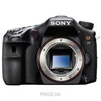 Фото Sony Alpha SLT-A77 Body