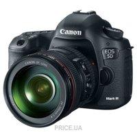 Сравнить цены на Canon EOS 5D Mark III Kit