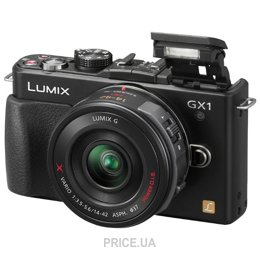 Panasonic Lumix DMC-GX1 Kit