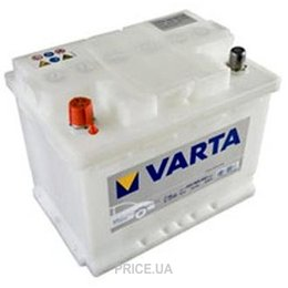 Varta Standard 680108 Silver